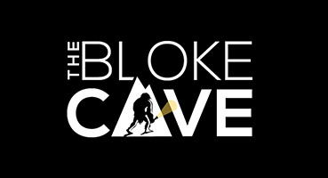 The Bloke Cave Logo