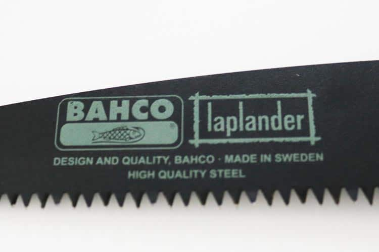 Bacho Laplander Blade Closeup