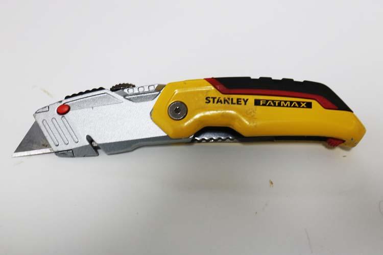 Best Stanley Knife Stanley FATMAX