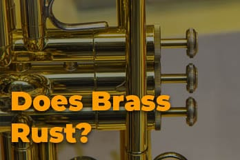 Does Brass rust?