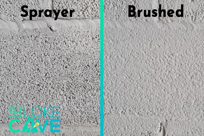 Sprayer V Brush