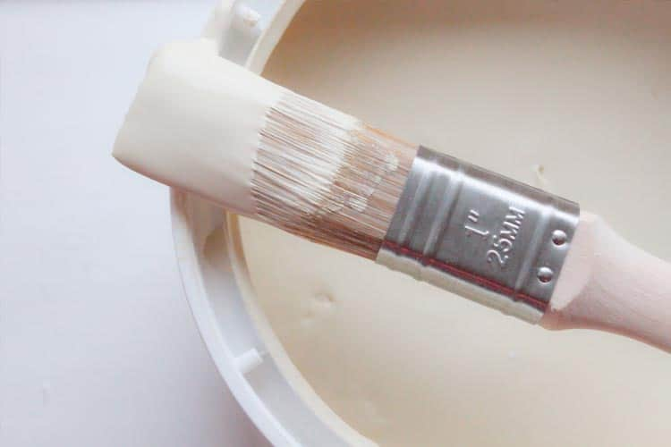 What not to paint with emulsion