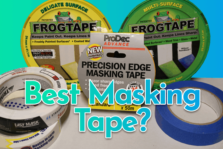 What is the Best Masking Tape?