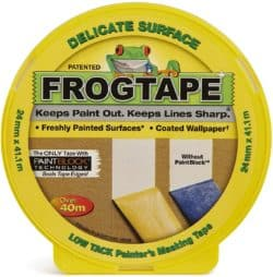 Frog Tape Yellow Delicate Surface