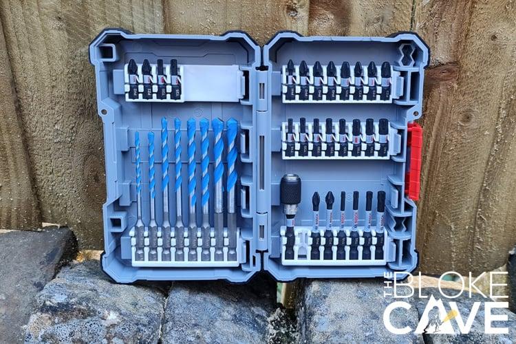 Bosch Impact driver drill bits