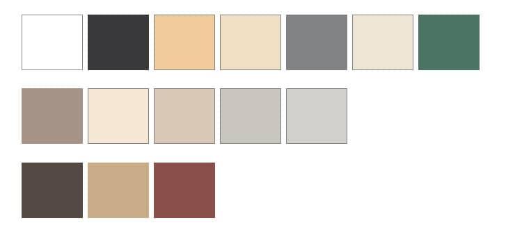 Leyland Trade Masonry Paint Colour Chart