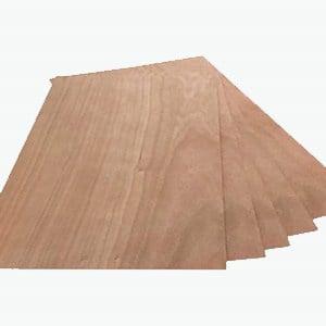 WoodPress® Cherry Wood Veneer 6 Sheet Pack