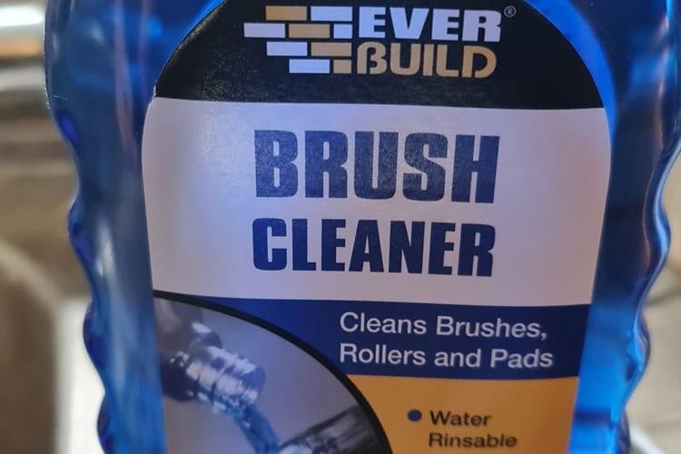 Ever Build Brush Cleaner
