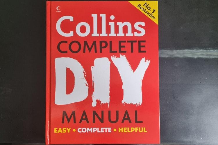 My copy of the DIY manual