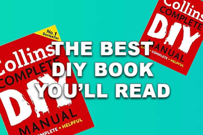 The Best DIY Book You'll Read