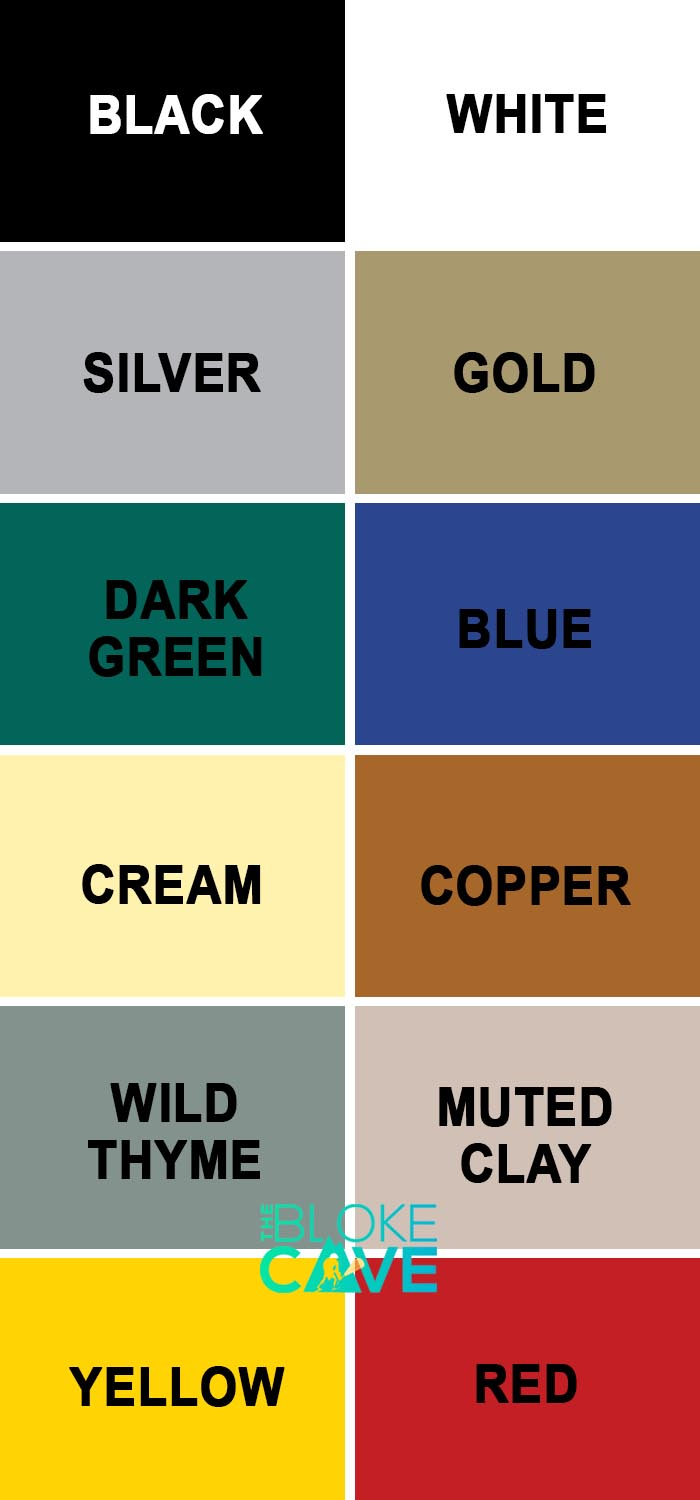 Hammerite Colours - Metal Paint Smooth