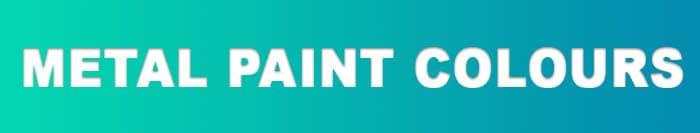 Hammerite Metal Paint Colours Banner