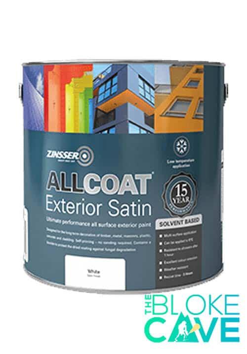 Zinsser AllCoat oil Based