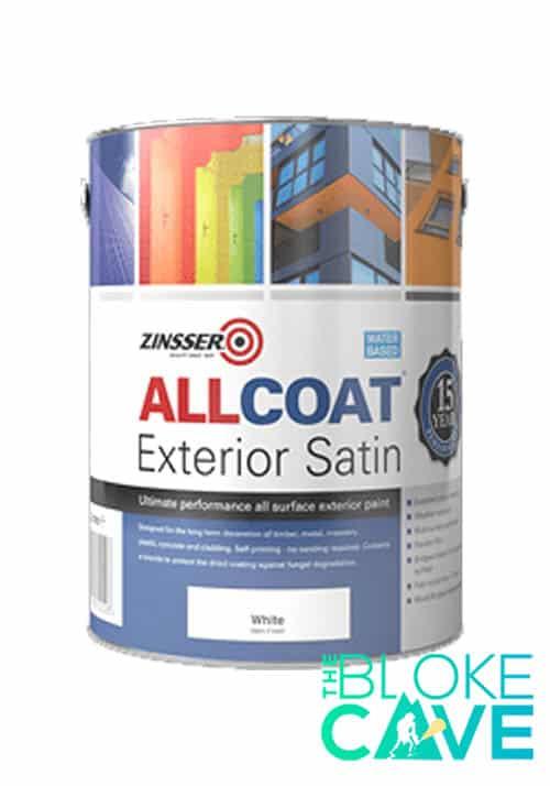 Zinsser Allcoat Water Based